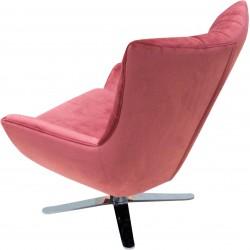 Fotel Dolores Róż