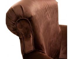 Fotel La Calera ciemny