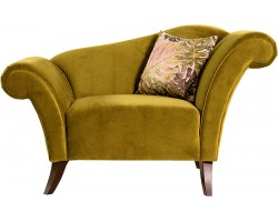 Fotel Aleppo żółty