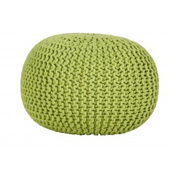Cotton ball pufa zielona