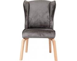 Krzesło Caleta szare